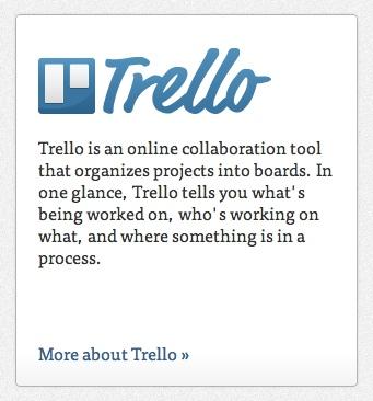 Image via Trello developer Fog Creek